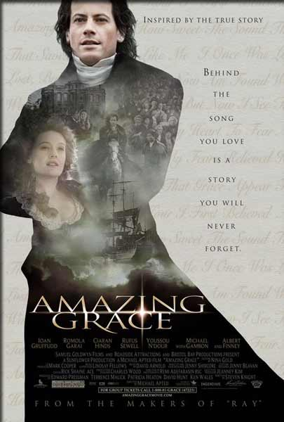 Amazing Grace (2006) - Movie Poster