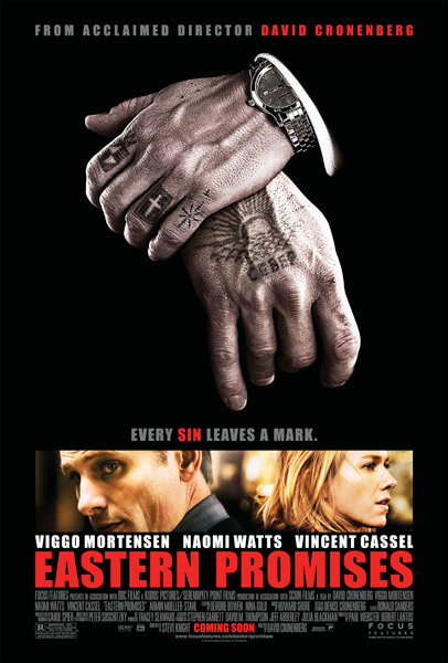 Eastern Promises (2007) - Movie Poster