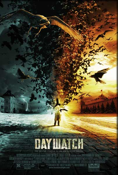 Day Watch (2006) - Movie Poster