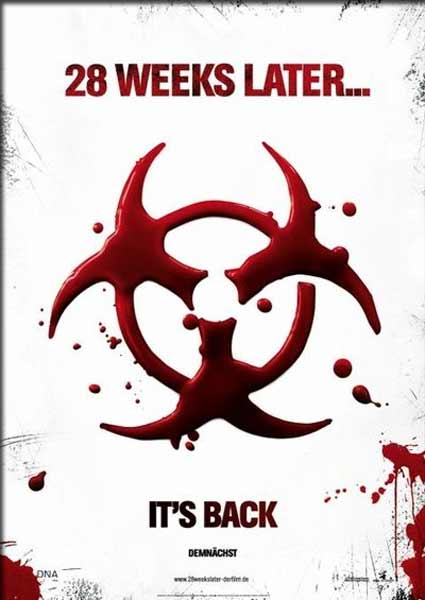 28 Weeks Later... (2007) - Movie Poster