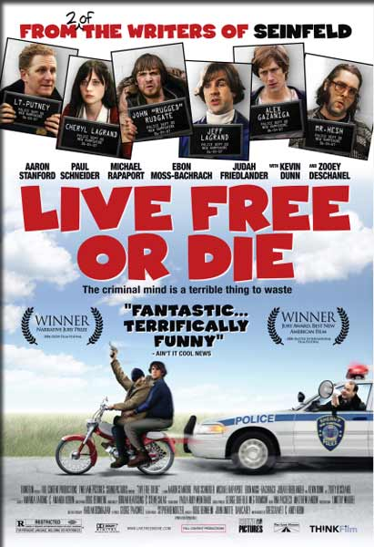 Live Free or Die (2006) - Movie Poster