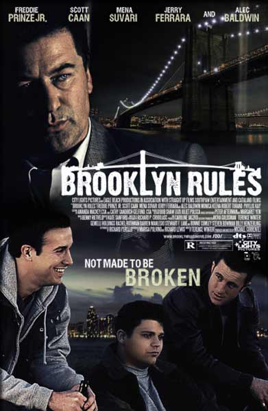 Brooklyn Rules (2007) - Movie Poster
