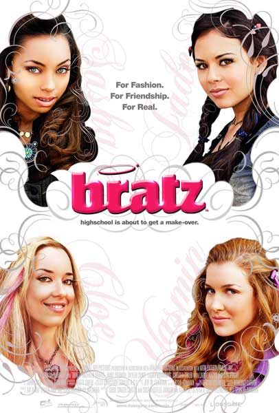 Bratz: The Movie (2007) - Movie Poster