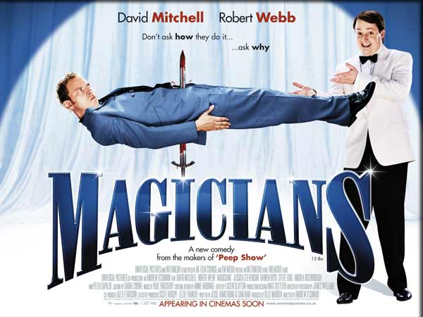 Magicians (2007) - Movie Poster