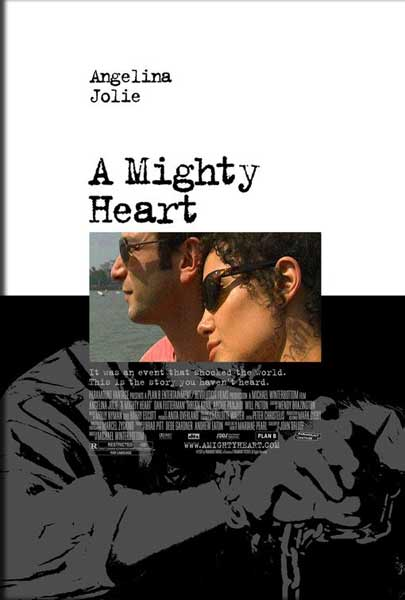 A Mighty Heart (2007) - Movie Poster