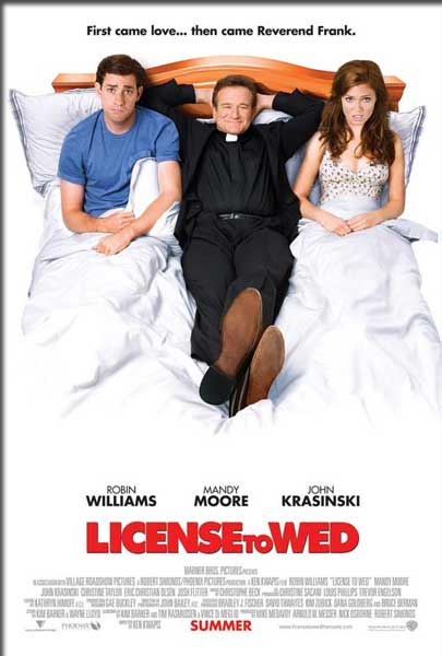 License to Wed (2007) - Movie Poster