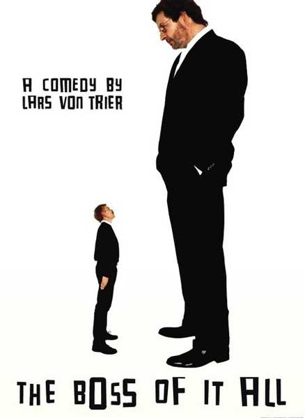 Boss of It All, The (2006) - Movie Poster