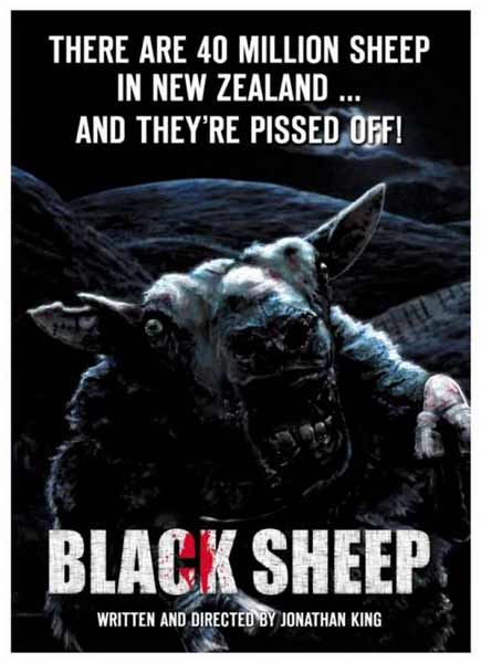 Black Sheep (2006) - Movie Poster