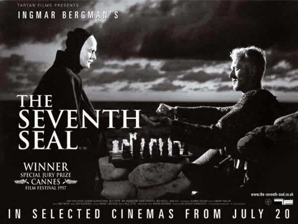 Seventh Seal, The (1957) - Movie Poster