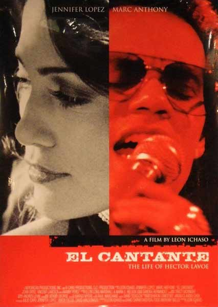 Cantante, El (2006) - Movie Poster