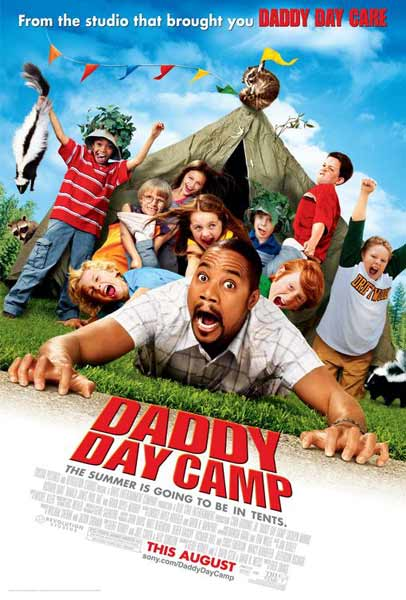 Daddy Day Camp (2007) - Movie Poster