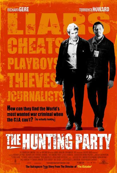 Hunting Party, The (2007) - Movie Poster