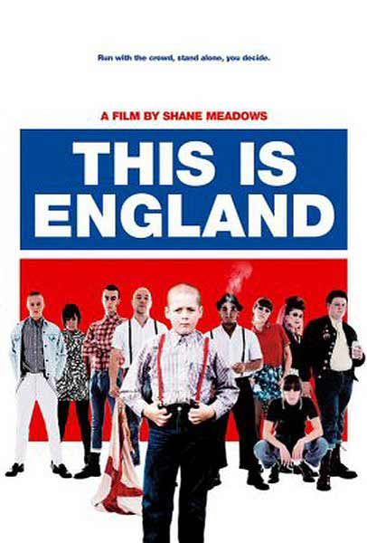 This Is England (2006) - Movie Poster