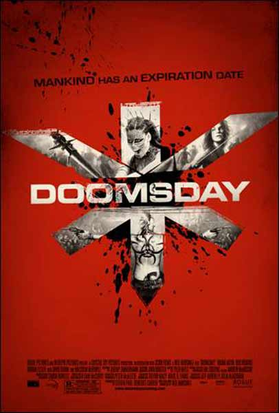 Doomsday (2007) - Movie Poster