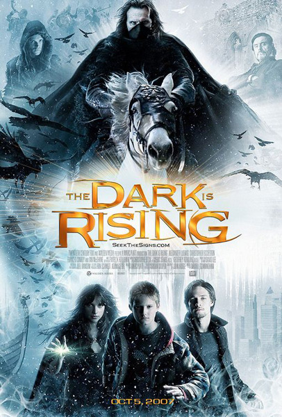 The Seeker: The Dark is Rising (2007) - Movie Poster