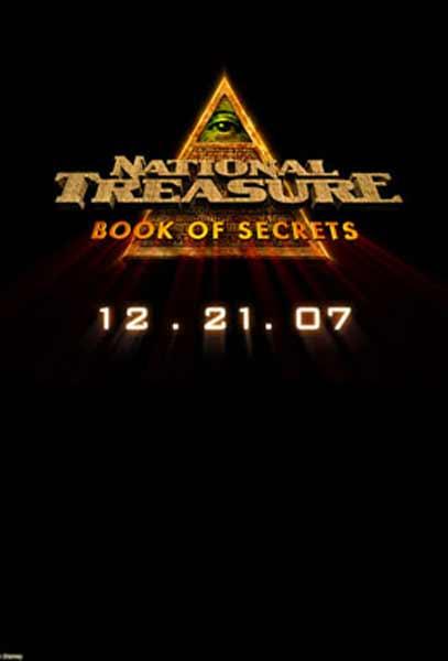 National Treasure Book Of Secrets 2007 Image Gallery