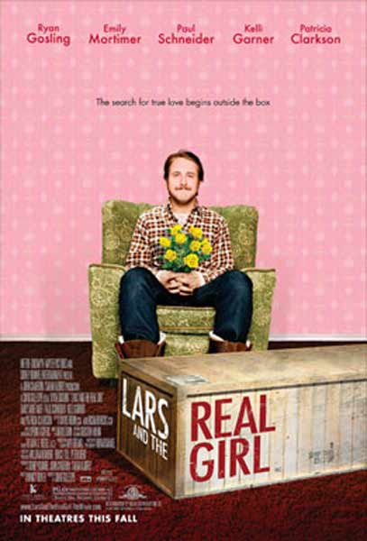 Lars and the Real Girl (2007) - Movie Poster