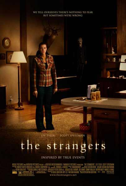Strangers, The (2008) - Movie Poster