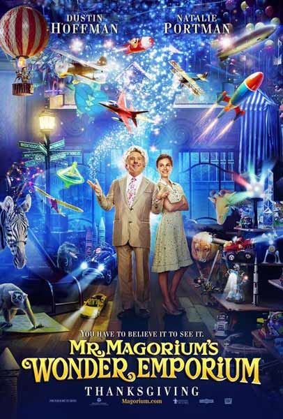Mr. Magorium\'s Wonder Emporium (2007)