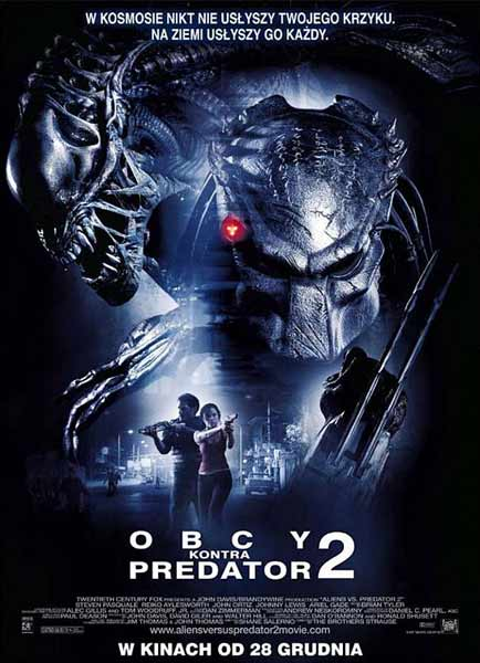 Aliens vs. Predator: Requiem (2007) - Movie Poster