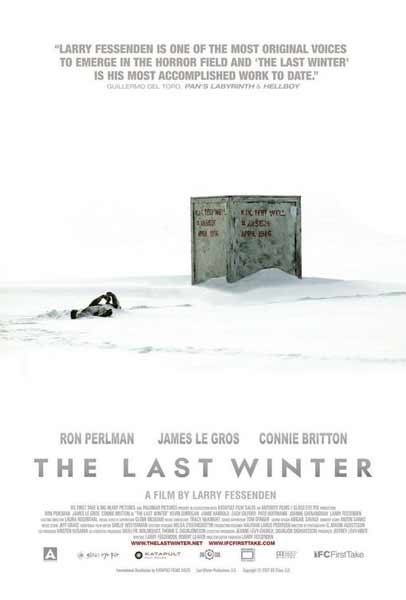 The Last Winter (2006) - Movie Poster