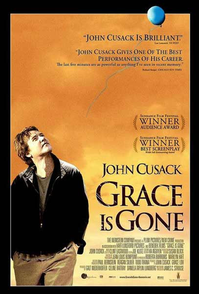 Grace Is Gone (2007) - Movie Poster