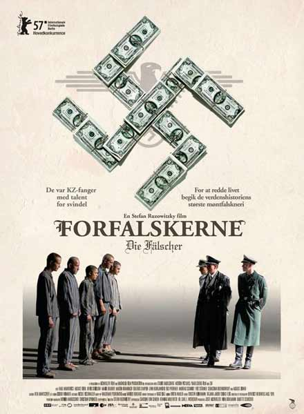 Counterfeiters, The (2007) - Movie Poster