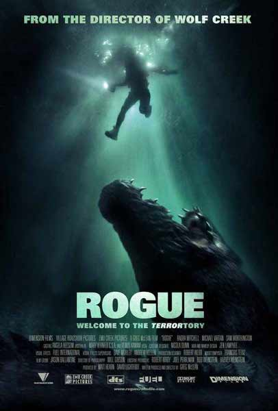 Rogue (2007) - Movie Poster