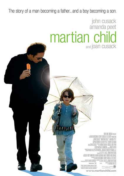 Martian Child (2007) - Movie Poster