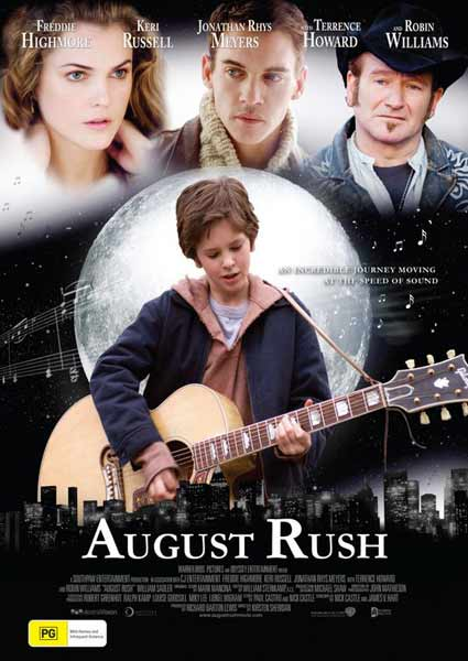 August Rush (2007) - Movie Poster