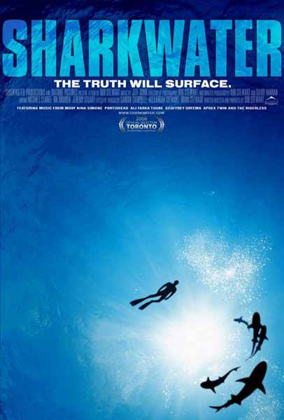 Sharkwater (2006) - Movie Poster