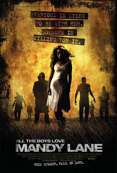 All the Boys Love Mandy Lane (2006) - Movie Poster