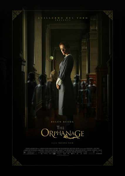 Orphanage, The (2007) - Movie Poster