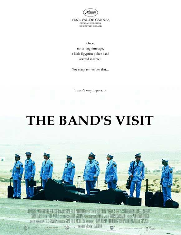 The Band\'s Visit (2007) - Movie Poster