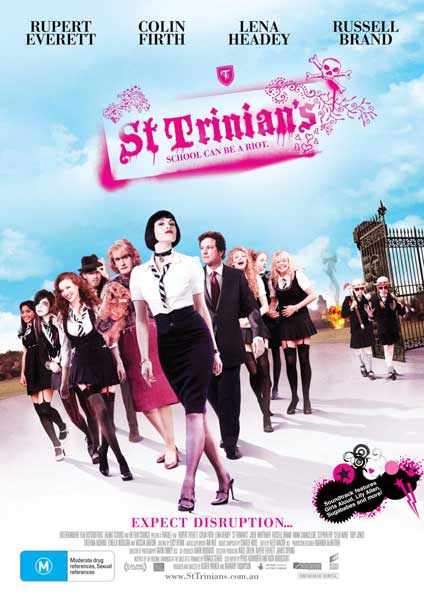 St. Trinian\'s (2007) - Movie Poster