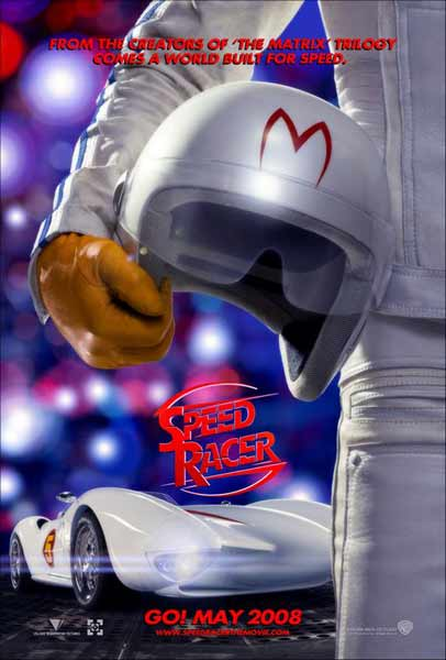 Speed Racer (2008) - Movie Poster