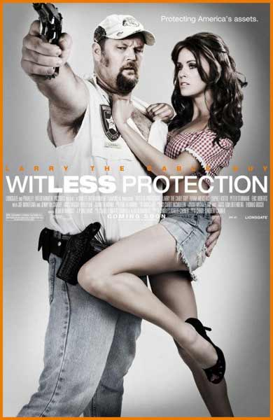Witless Protection (2008) - Movie Poster