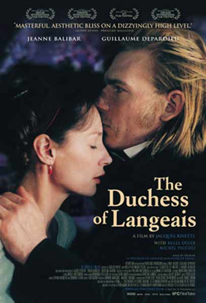 Duchess of Langeais, The (2007) - Movie Poster