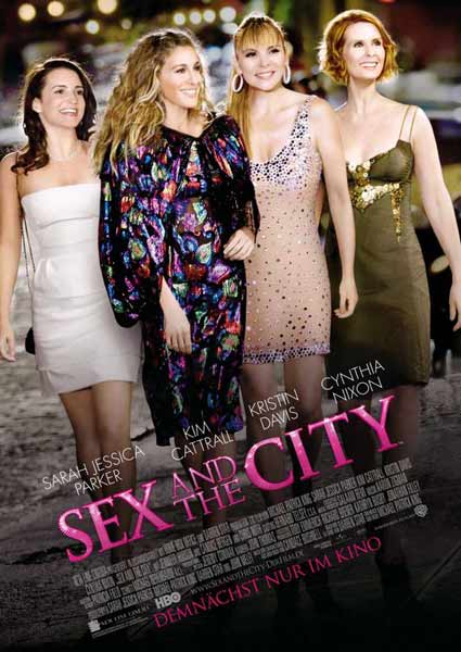 Sex and the City: The Movie (2008) - Movie Poster
