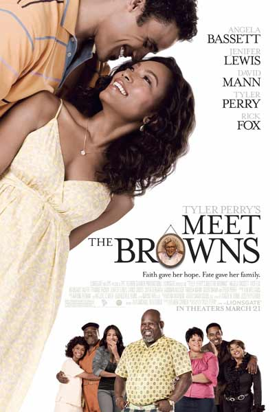 Meet the Browns (2008) - Movie Poster