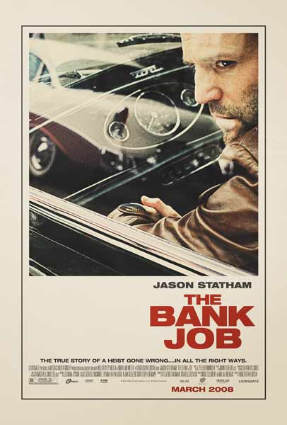 The Bank Job (2008) - Movie Poster