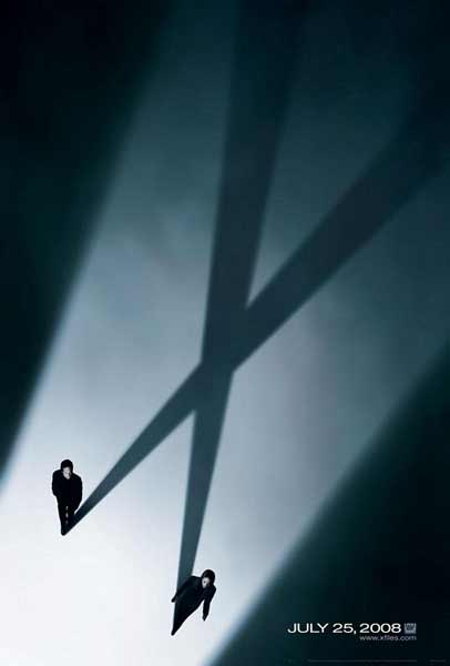 X Files 2, The (2008) - Movie Poster