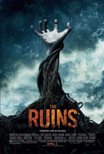 Ruins, The (2008) - Movie Poster