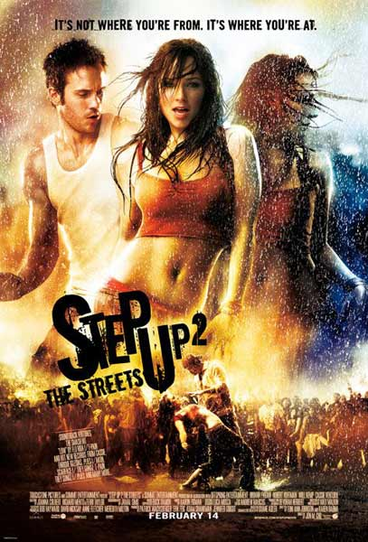 Step Up 2 the Streets (2008) - Movie Poster