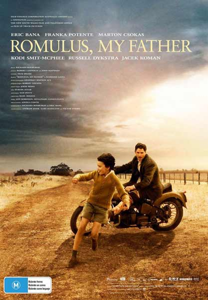 Romulus, My Father (2007) - Movie Poster