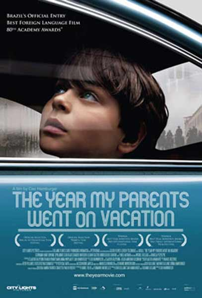 Year My Parents Went On Vacation, The (2006) - Movie Poster