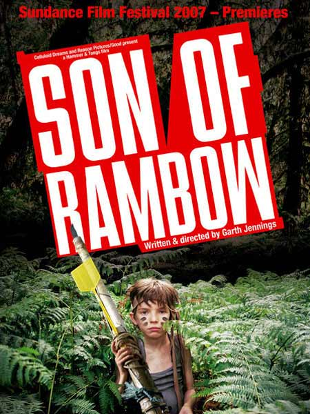 Son of Rambow (2007) - Movie Poster