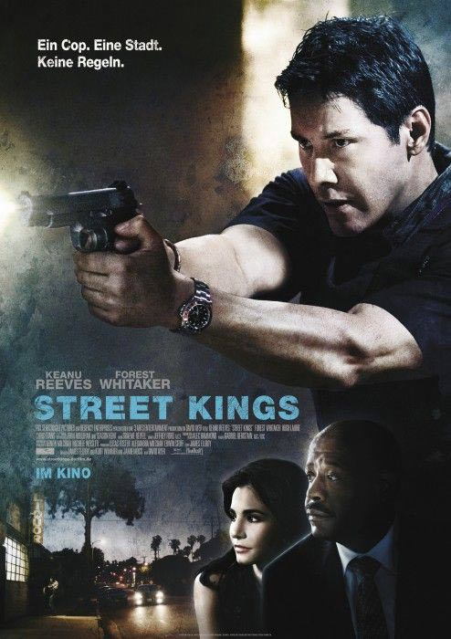 Street Kings (2008) - Movie Poster