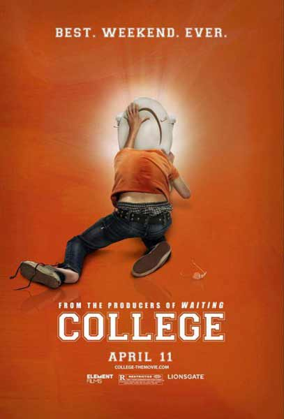 College (2008) - Movie Poster