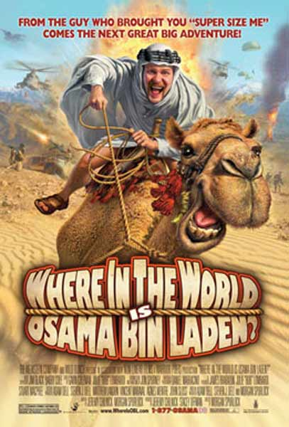 Where in the World Is Osama Bin Laden? (2008) - Movie Poster